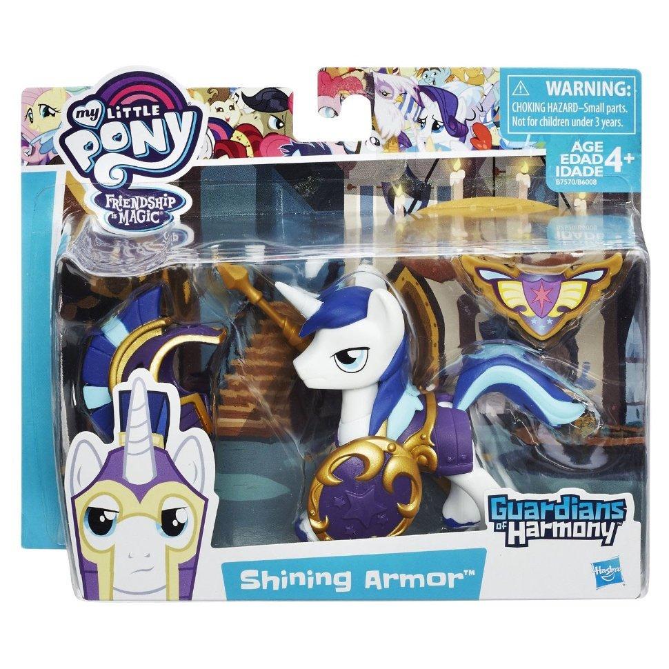 Игровой набор HASBRO MY LITTLE PONY Shining Armor с ...