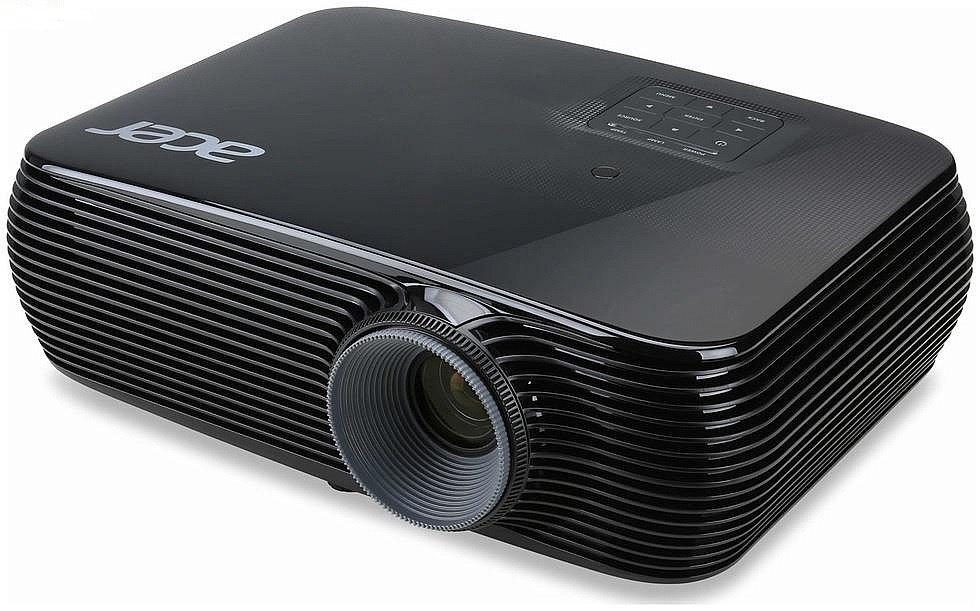 Проектор Acer X1126H (DLP, SVGA, 4000 ANSI Lm) (MR.JPB11.001) фото