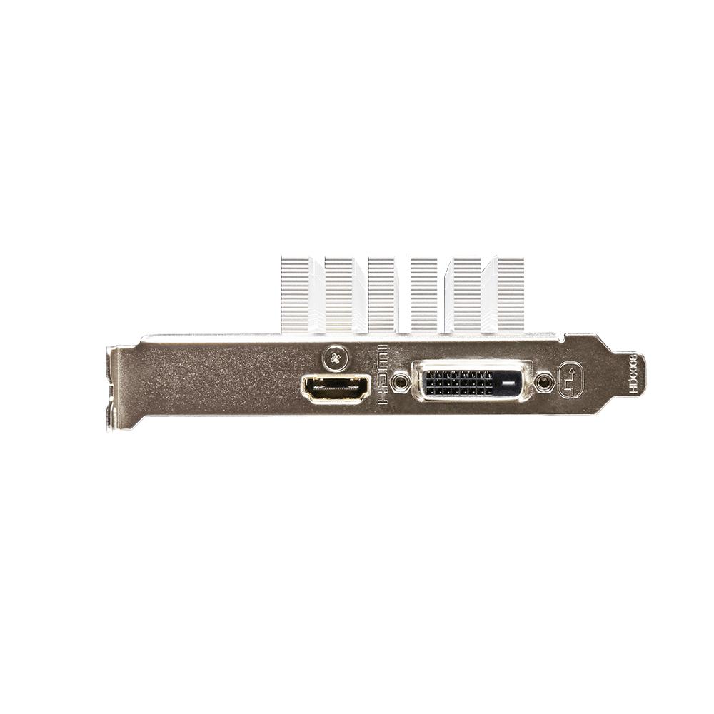 Відеокарта GIGABYTE GeForce GT1030 2GB DDR3 Low Profile Silent (GV-N1030SL-2GL) фото4