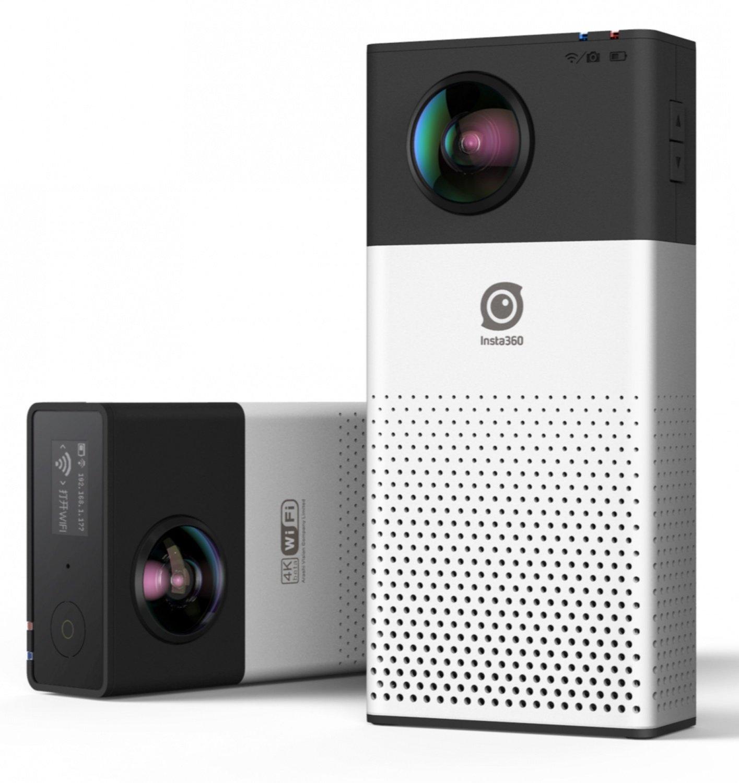 Панорамная 4K камера Insta360 4К фото