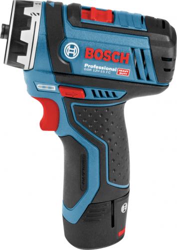 Акумуляторний шуруповерт Bosch GSR 12V-15 FC (06019F6000)фото