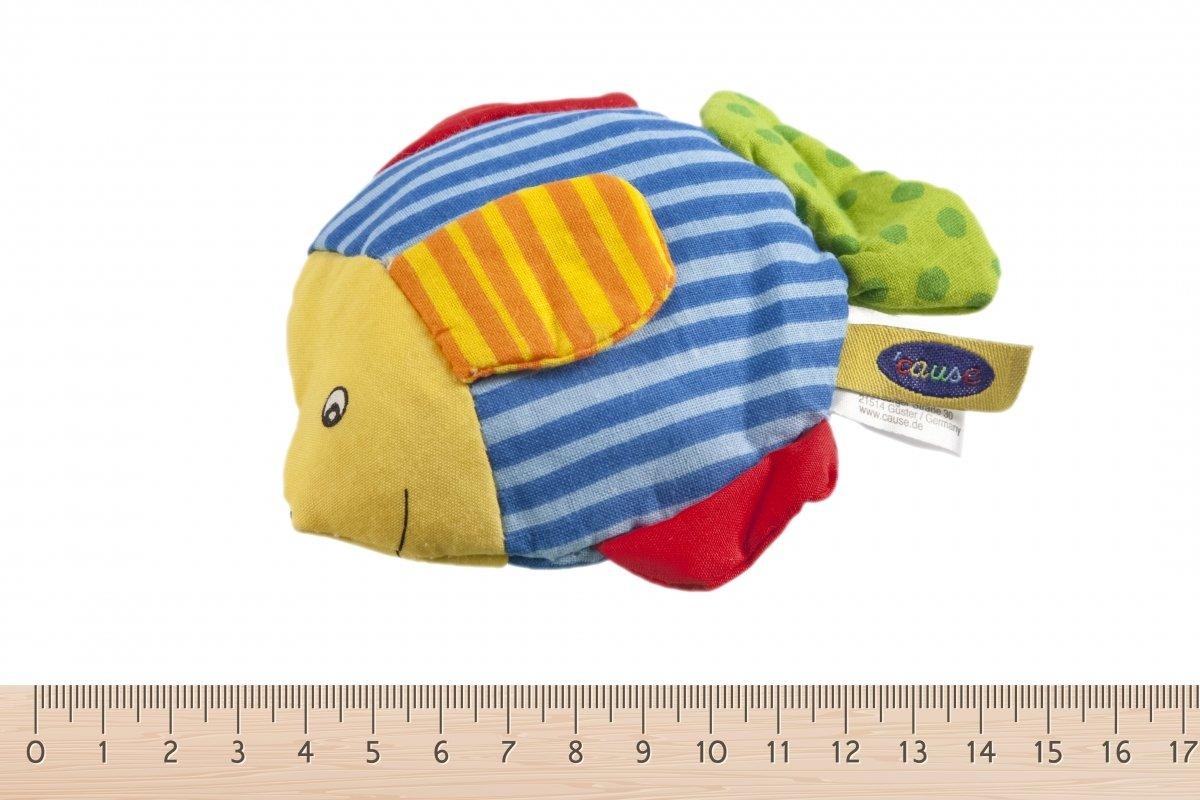 Погремушка goki Рыбки (65099G-4) фото