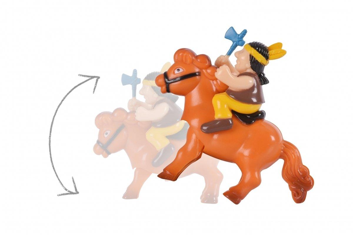 Заводная игрушка goki Индеец (13094G-4) фото 3