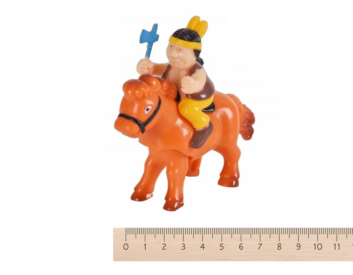 Заводная игрушка goki Индеец (13094G-4) фото 4