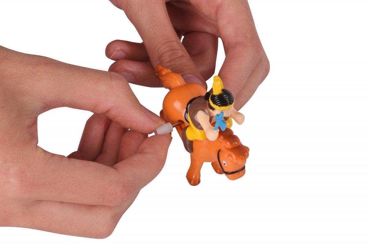 Заводная игрушка goki Индеец (13094G-4) фото 2