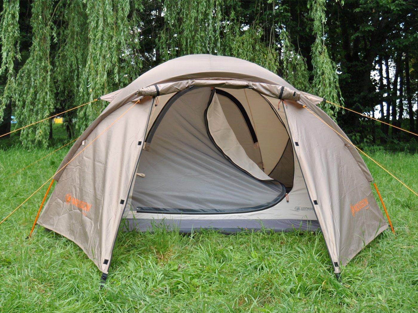 Палатка MOUSSON ATLANT 4 SAND фото