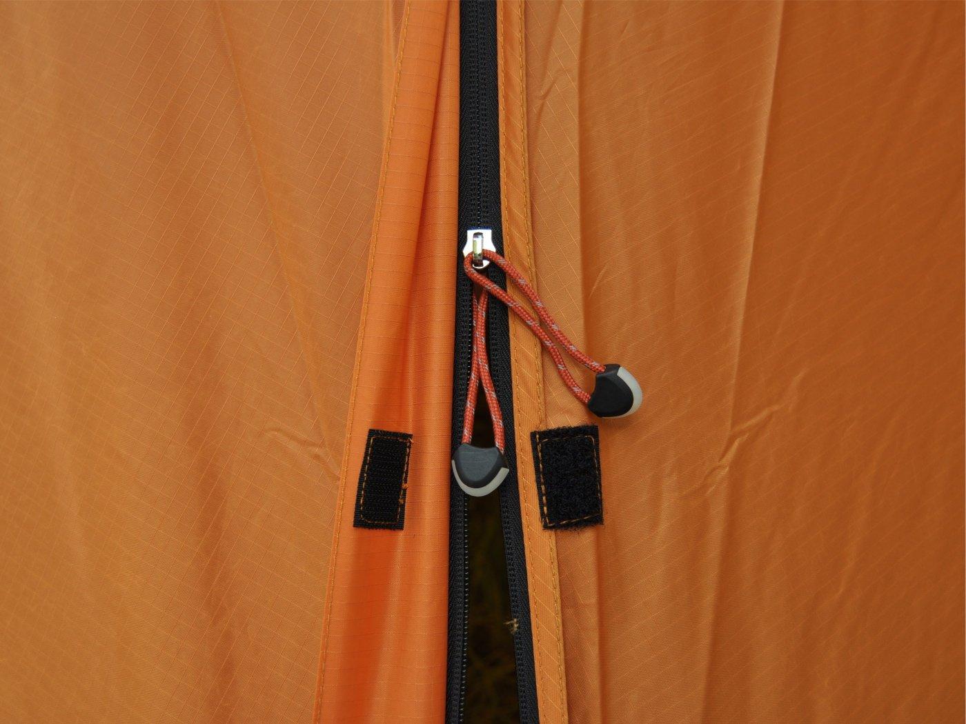 Палатка MOUSSON DELTA 2 AL ORANGE фото