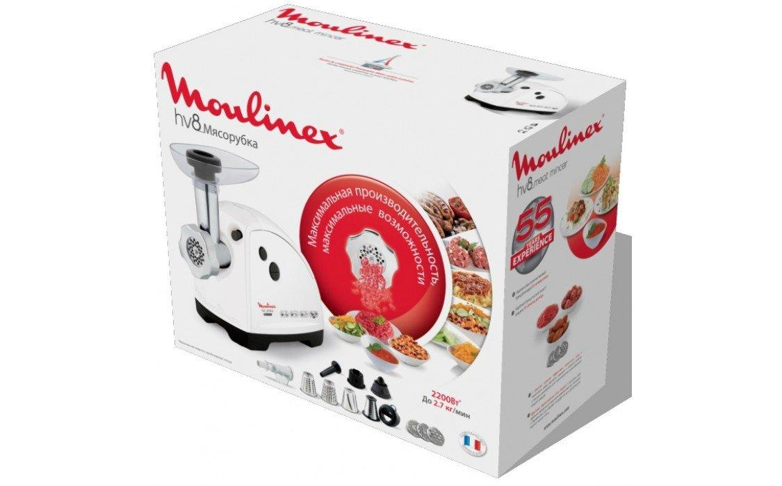 Мясорубка Moulinex ME659132 фото