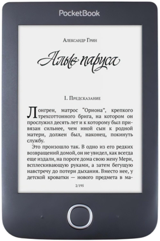 Електронна книга PocketBook 614 Basic 3 Black фото5