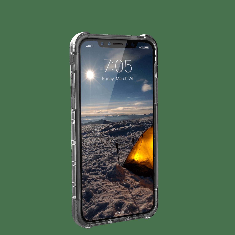 ≡ Чехол UAG для iPhone X Plyo Ice Transparent – купити в Києві ... 9629a471255f5