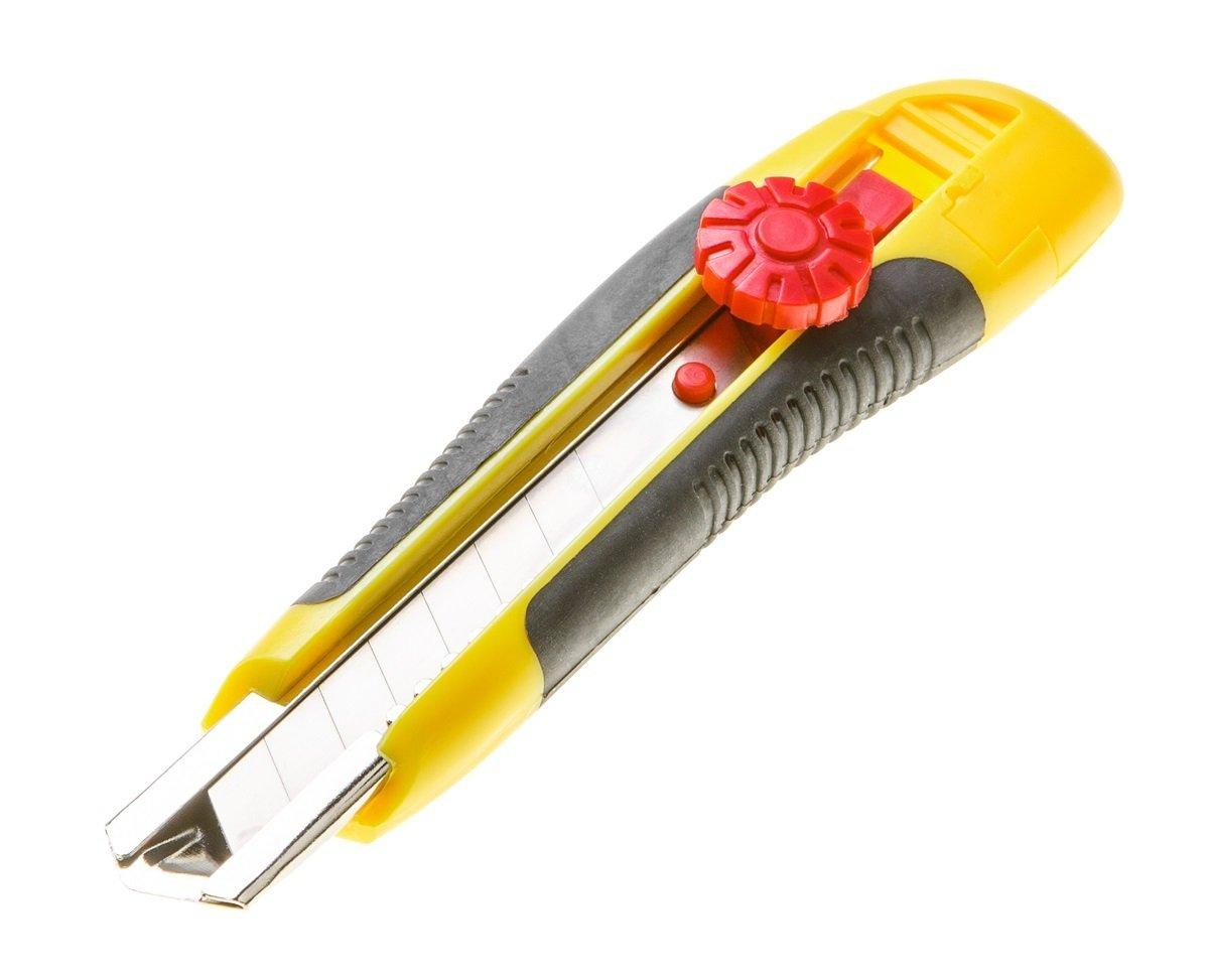 Нож строительный TOPEX 17B118 фото