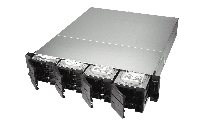 Мережеве сховище QNAP TS-1231XU-RP-4G фото