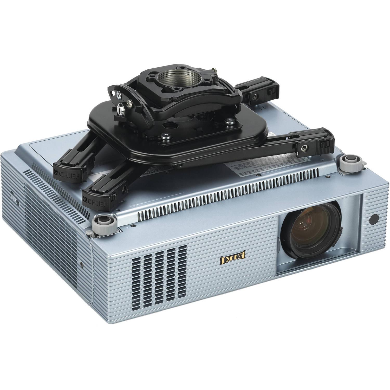 Крепление для проектора Chief RSMAU, черное (RSMAU) фото