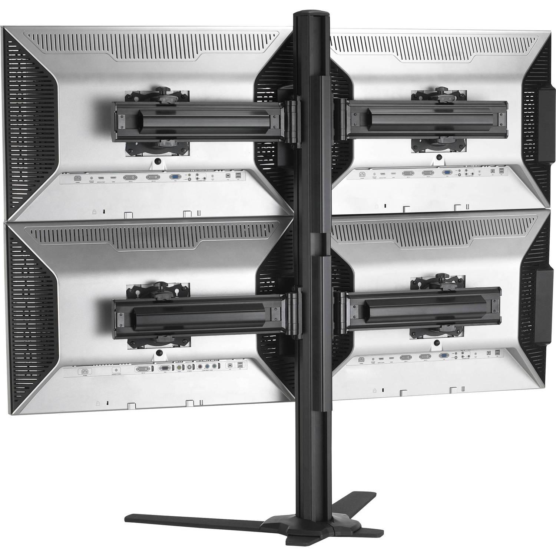 Системи відображення інформації Chief Підставка Chief Kontour для 4х моніторів (2х2), чорна (K3F220B) фото
