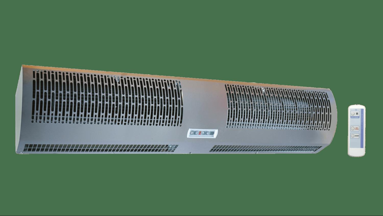 Повітряна теплова завіса Neoclima INTELLECT E 08 XR (6KW) фото