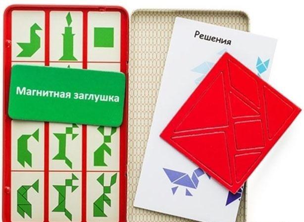 """Настольная магнитная игра JoyBand """"Танграм"""" (834) фото"""