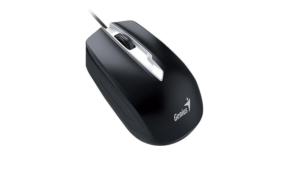 Миша Genius DX-180 USB Black (31010239100) фото