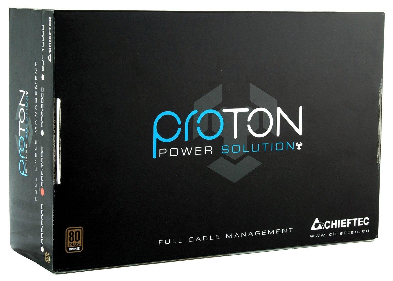 Блок питания для ПК CHIEFTEC Proton 850W (BDF-850C) RETAIL фото 4
