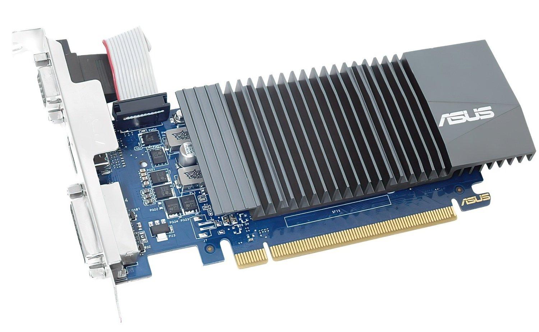 Відеокарта ASUS GeForce GT710 2GB DDR5 Silent (GT710-SL-2GD5-BRK) фото2