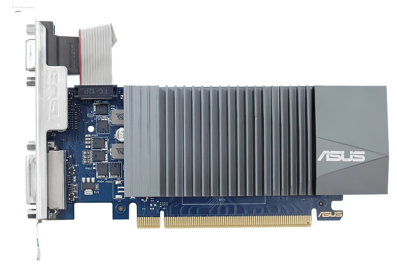 Відеокарта ASUS GeForce GT710 2GB DDR5 Silent (GT710-SL-2GD5-BRK) фото3