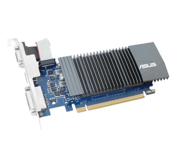 Видеокарта ASUS GeForce GT710 2GB DDR3 Silent (GT710-SL-2GD5) фото 2