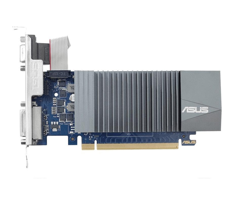 Відеокарта ASUS GeForce GT710 2GB DDR3 Silent (GT710-SL-2GD5) фото3