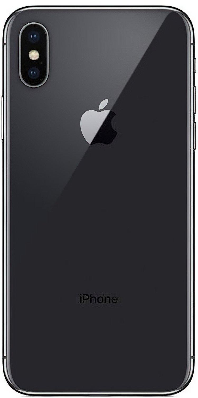 Смартфон Apple iPhone X 64GB (Space Gray) фото 6