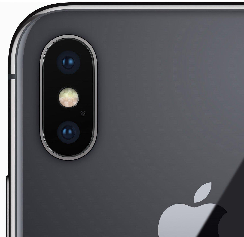 Смартфон Apple iPhone X 64GB (Space Gray) фото 7