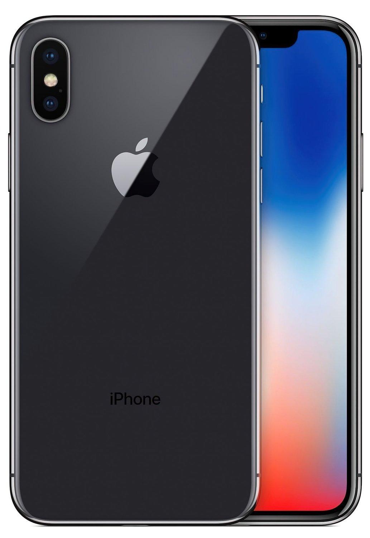 Смартфон Apple iPhone X 64GB (Space Gray) фото 3