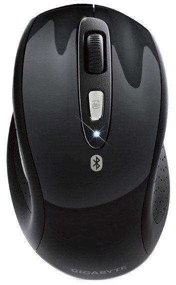 Миша Gigabyte M7700 BT Black (M7700BV2-BLACK) фото