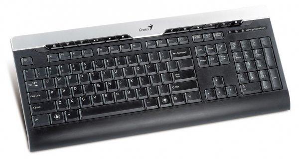 Клавиатура Genius SlimStar 220 PR USB CB (31310308123) фото