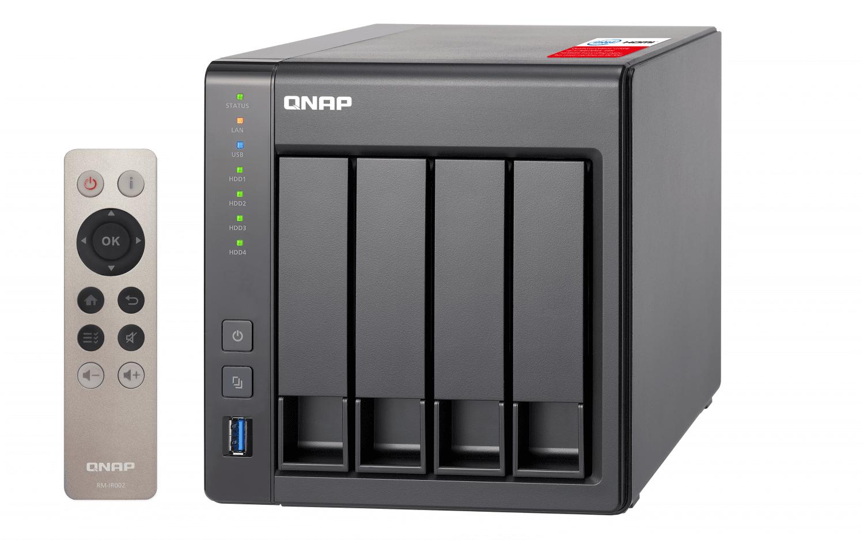 Мережеве сховище QNAP TS-451+-2G фото