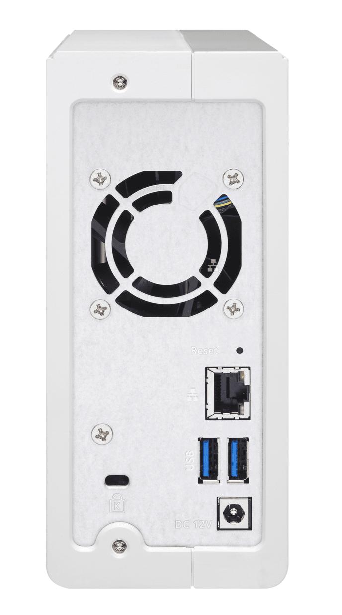 Мережеве сховище QNAP AL-212 (TS-131P) фото