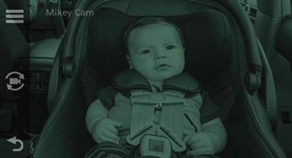 Видеоняня автомобильная Garmin babyCam (010-12377-00) фото 6