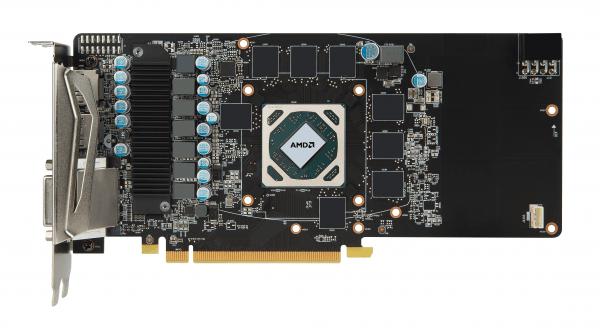 Видеокарта MSI Radeon RX570 4GB GDDR5 Armor OC (Radeon RX 570 ARMOR 4G) фото 7