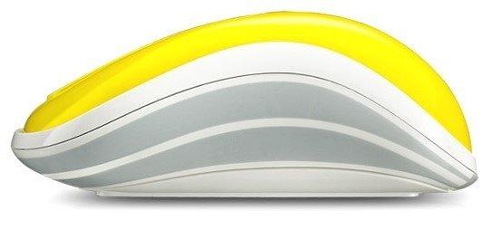 Миша Rapoo T120p Wireless Yellow (58239) фото