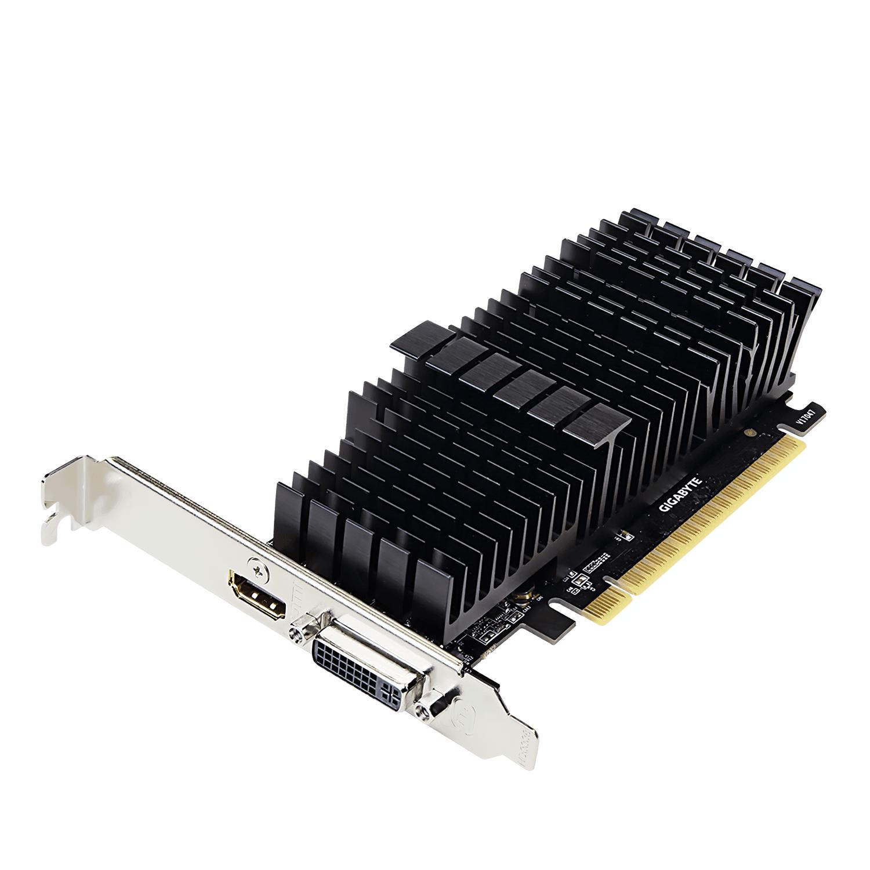 Відеокарта Gigabyte GeForce GT710 2GB DDR5 Silent (GV-N710D5SL-2GL) фото3