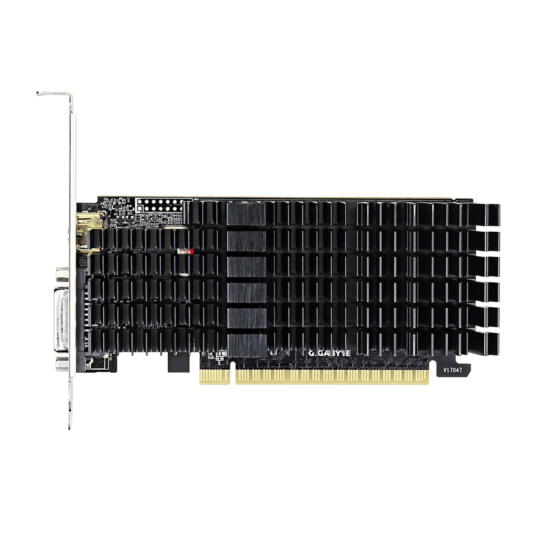 Відеокарта Gigabyte GeForce GT710 2GB DDR5 Silent (GV-N710D5SL-2GL) фото2