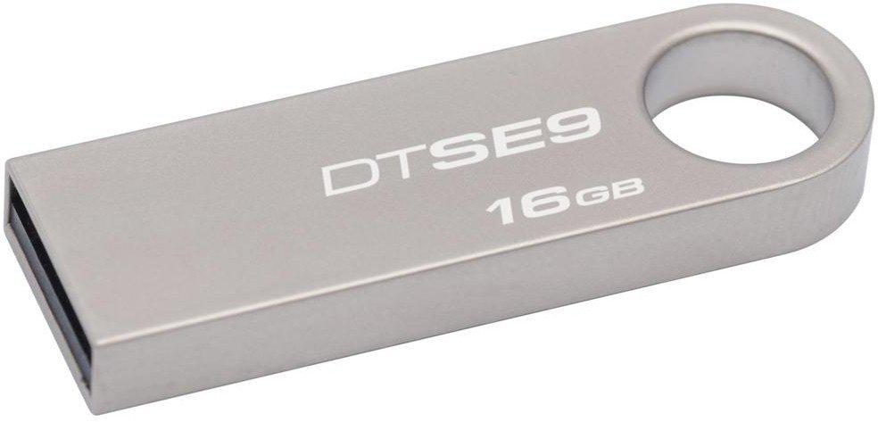 Накопичувач USB 2.0 KINGSTON DTSE9 16GB (DTSE9H/16GB) фото2