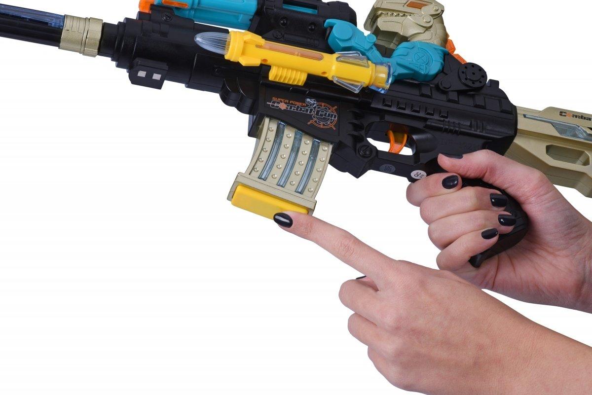 Игрушечное оружие Same Toy Dinosauer Автомат (DF-19218BUt) фото