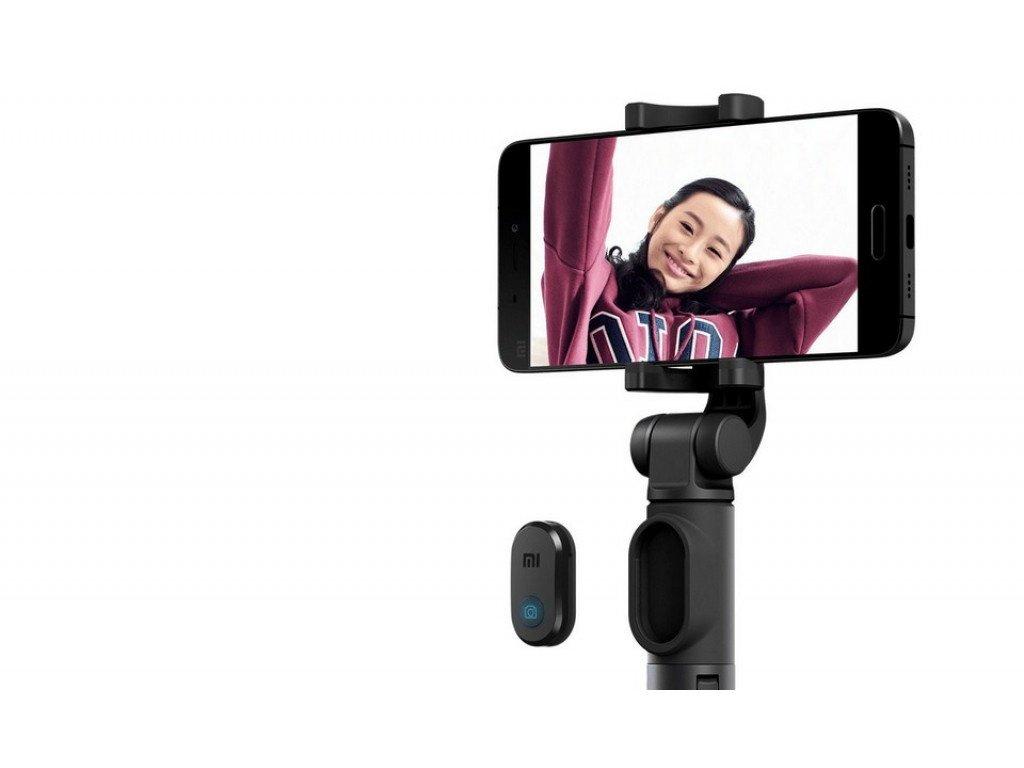Монопод для смартфона Xiaomi Mi Selfie Stick Tripod Black фото6