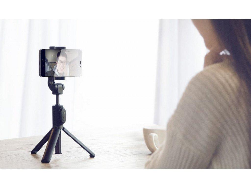 Монопод для смартфона Xiaomi Mi Selfie Stick Tripod Black фото7