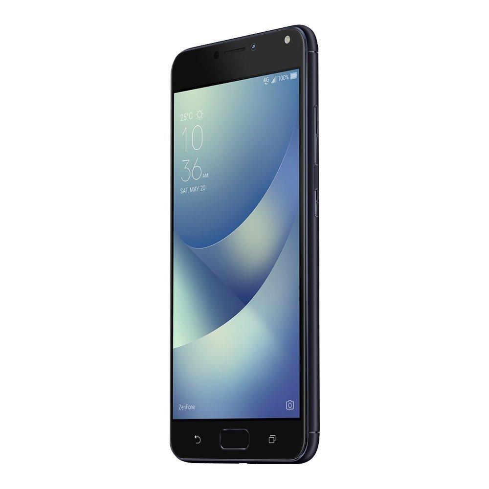 Смартфон Asus ZenFone 4 Max (ZC554KL-4A067WW) DS Black фото 2