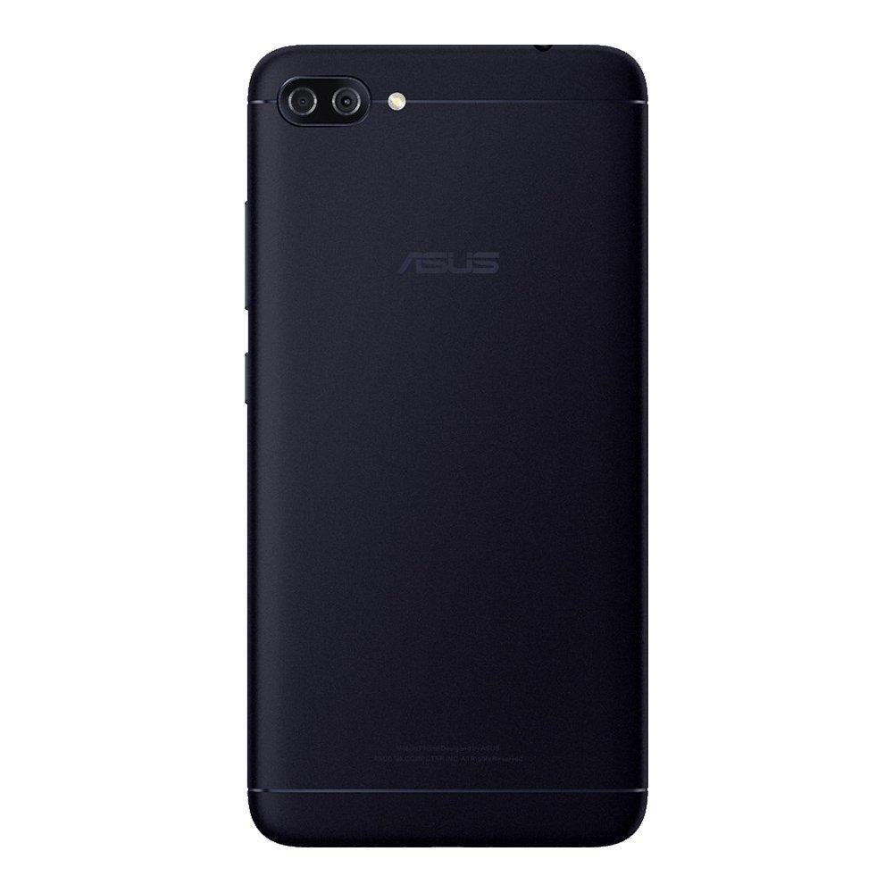 Смартфон Asus ZenFone 4 Max (ZC554KL-4A067WW) DS Black фото 5