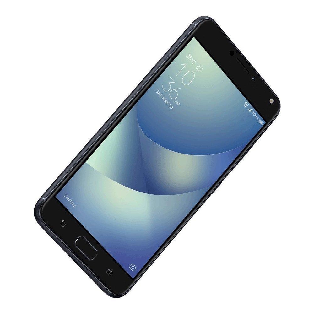 Смартфон Asus ZenFone 4 Max (ZC554KL-4A067WW) DS Black фото 3