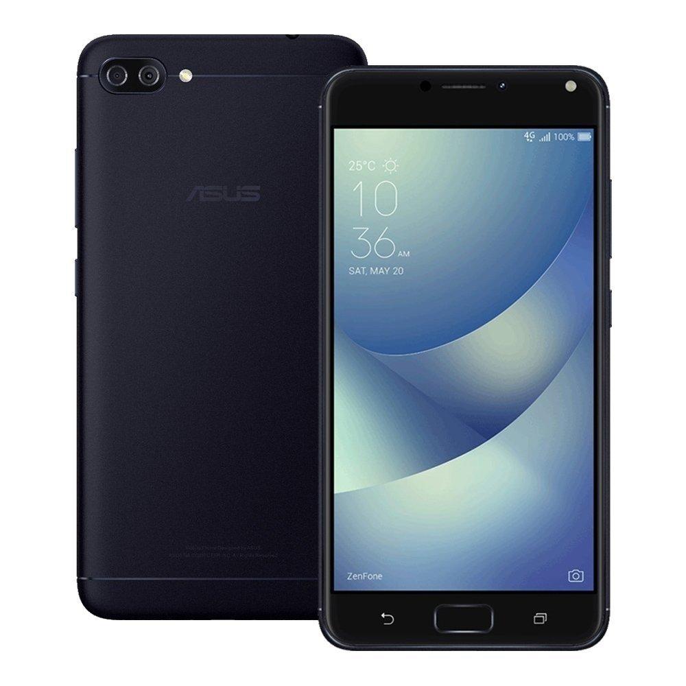 Смартфон Asus ZenFone 4 Max (ZC554KL-4A067WW) DS Black фото 4