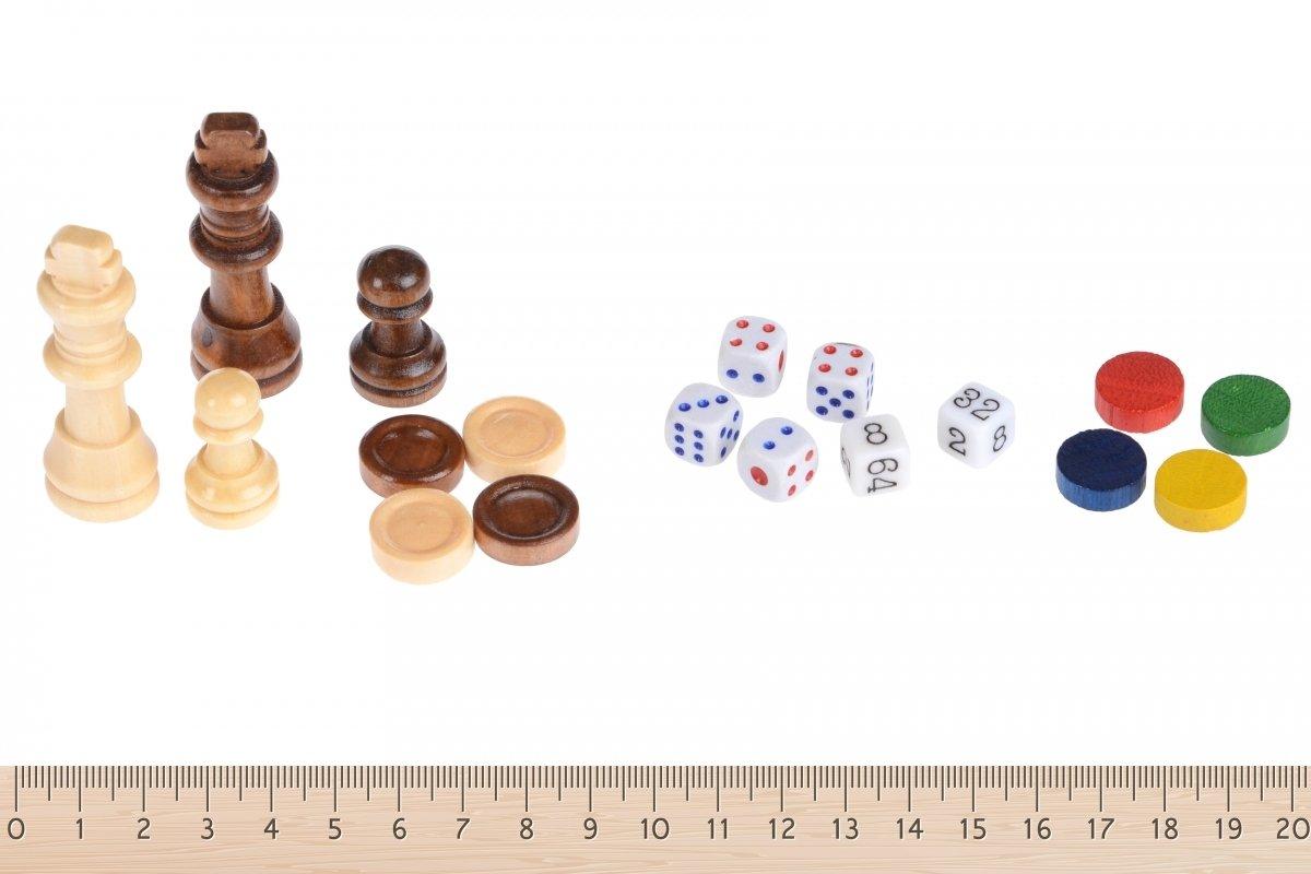Настільна гра Same Toy Шахи 12в1 (522Ut) фото3