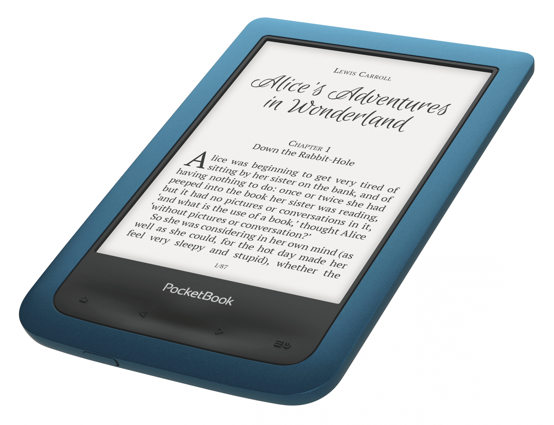 Електронна книга PocketBook 641 Aqua 2 Azur фото4