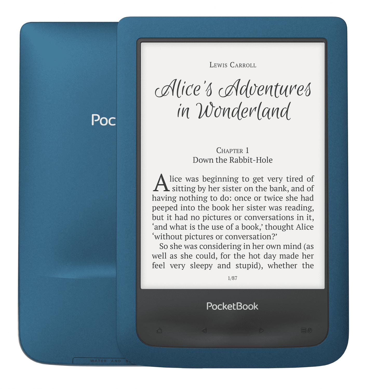Електронна книга PocketBook 641 Aqua 2 Azur фото2