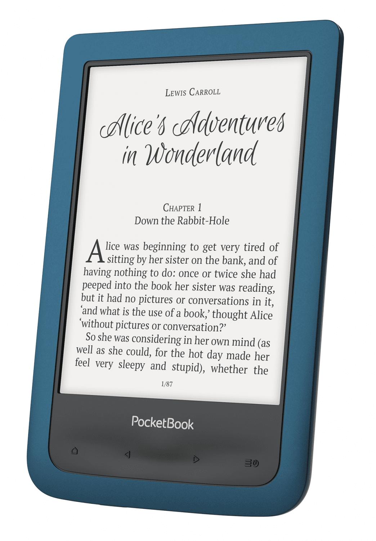 Електронна книга PocketBook 641 Aqua 2 Azur фото3